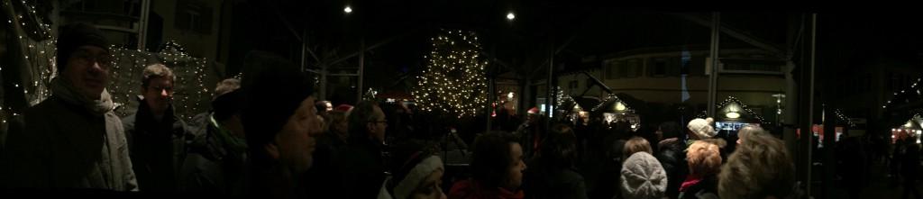Weihnachtsmarkt Walldorf